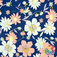 Wholesale 06 Cheap Cotton Printed Fabric Floral Cotton Knitted Fabric Stylish Cotton Fabric