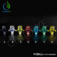 adapter tip size - 510 Plastic Drip Tip mushroom Mouthpiece Cartomizer Adapter DCT Protank fit size e cig