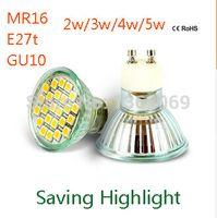 Wholesale LED Bulbs X High power smd5050 CREE led bulb gu10 e27 mr16 w w w w V ruban led Not Dimmable Light lamp Led Bulb