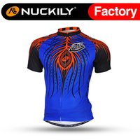 bicycle jersey manufacturer - Nuckily Chinese cheap manufacturers jersey OEM Men s unique design of the mountain riding short bicycle t shirt MA006