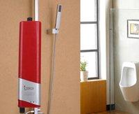 Douche électrique instantanée chaude Chauffage Cuisine instantanée eau électrique Chauffe-eau sans réservoir Chauffe Hot Mini chauffe-eau 3000W