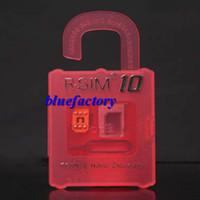 Wholesale 2014 Best Unlock Card ios8 ios R SIM R SIM RSIM Perfect unlock iphone plus iphone s s plus AT T T mobile Sprint WCDMA GSM CDMA