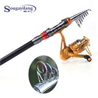 Wholesale High Quality Telescopic Fishing Rod Carbon Carbon Fiber Carbon Spinning Sea