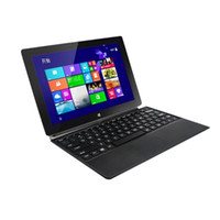 10.1 inch tablet laptop - 10 inch Windows Win8 surface Laptop Tablet PC keyboard case Intel Baytrail T Quad Core Bluetooth Wifi HDMI GB DDR3 GB Webcam notebook