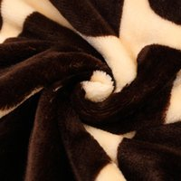 airs list - The new listing of new cloud thick blanket mink cashmere blanket Nordic cow black leopard air conditioning