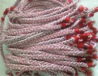baseball heart necklace - 2016 new ropes tornado titanium necklace baseball necklace NHL necklace ice hockey Fundraise necklace camo
