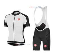 clothing new jersey - New Cycling Jersey bicycle clothing full zipper short sleeve Jersey shirts Bib long set breathable quick dry S XL