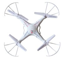 Wholesale RC Helicopter Quadcopter SYMA X5C New Upgrade Version X5C GHz CH Axis Gyro GB TF Card with MP HD camera DHL