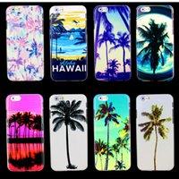 palm trees - The Hard plastic New Palm tree Phone Case for iPhone Case for iphone Case