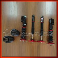 adjustable coilovers - Shock Absorber Adjustable Suspension Coilovers for Hyundai Genesis Coupe BR