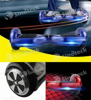 Wholesale Two wheel Balancing Electric Scooters Self Balance Two Dual Wheels Kick Scooter Skateboard Drift Board Outdoor Free DHL Factory Direct