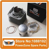 big bore motorcycle - Top Quality MADE IN TAIWAN Modified motorcycle BGM quot Ceramic quot Engine Big Bore Kits cc mm Parts Fit To DIO18 order lt no track
