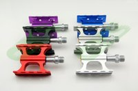 Wholesale folding bike axle bearing alloy fixed gear road bike pedals Original Brand bicycle pedals bike parts