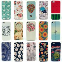 apple sugars - New Print Image Case For Iphone G s g New Vintage Aztec Sugar Skull Flower Dream Catcher Hard Back Cover Case For iphone plus