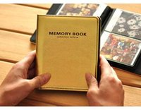 album film - 1509 Golden Color Instax Mini s s Instant Photo Album Films For FujiFilm Polaroid Camera