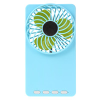 baby portable fan - 6pcs Multi functional Portable Rechargeable Mini USB Fans with Speed Modes for Baby Office EGS_712