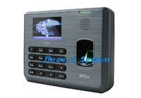 Cheap ZEM510 FP Time Attendance Best RS232/485, TCP/IP,USB-host,USB-client 20%-80% Empoyee Working Time Machine