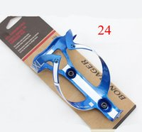 Wholesale BONTRAGER RXL Road Bike Bottle Cage Blue Color Complete Carbon Fibre Convenient For Cycling
