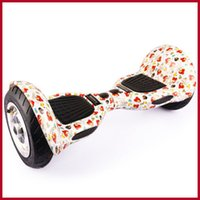 electric motors - High power Motor Two wheel scooters A8 Electric Scooter Bigger tire inch smart balancing electric Scooter Mini Smart self balancing scoot