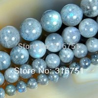aa strand - Hot Sale mm Natural Labradorite Round Beads inch strand Pick Size f00120 Aa