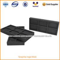 Wholesale Hot Sale High Purity Graphite g Gold Silver Mould Used for Gold And Silver With Good Quality and Price