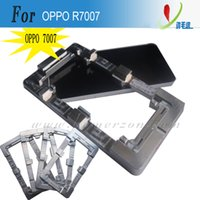 Wholesale Aluminium Alloy Metal Mold for OPPO R7007 X909 LCD Refurbish Repair Broken Glass Frame Fixer Mould