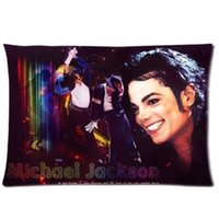 best hotels world - LUQI Customized Michael Jackson heal the world Pillow cases x75 CM Pillow Cover Best Bed Sheets