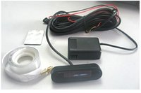 Wholesale Car Electromagnetic parking sensor with led display and buzzer do not drill on bumper easy install
