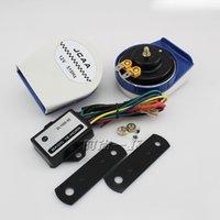 alarm system parts - The latest V motorcycle parts echo horn Bayin speaker ultra thin speaker