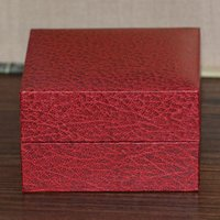 Wholesale Artificial leather watch box exquisite gift exquisite gift dedicated people Liqing