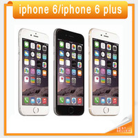 Wholesale 2016 Sale Limited Unlocked Original Iphone Mobile Phone without fingerprint Function quot GB RAM GB ROM MP Camera