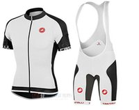 Wholesale New Cycling Jersey bicycle clothing full zipper short sleeve Jersey shirts Bib long set breathable summer S XL
