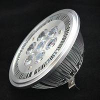 No aluminum lamp posts - High quality ar111 w led spot light V V AR111 led spot lamp gu5 led W post