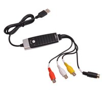 video audio grabber - Laptop PC USB to RCA S video AV Video Audio Capture Grabber Card