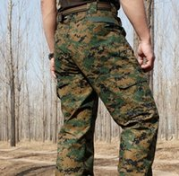 apparel quality assurance - field camouflage pants trousers apparel jungle digital camouflage pants overalls quality assurance XS XXXL