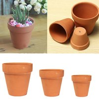 Wholesale Quality terracotta plant pots international pots porous ceramic pots succulents