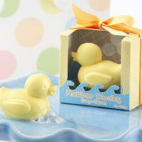 baby halloween crafts - gift box with Cute duck soap Craft gift Creative gift Wedding favors Wedding Toilet soap Cute Duck Soap Baby Shower favors