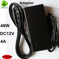 Wholesale 20 X V A W Adapter Enough w AC100 V to V A Transformer Converter Switching Power Supply For LED Strip Light CE