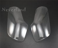 cd covers - New Motorcycle Headlight Protector Len Cover Clear for Honda GL GL1800 Goldwing P40C30