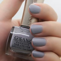 Wholesale retail newst fashion make up nail art beauty with home use for ladies with matte nail polish