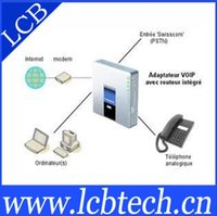 Wholesale Good quantity SPA3102 voip Phone Adapter