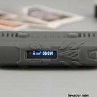 Wholesale Hot and new products Invader Heatvape Mini W box Mod for temp control mah huge vapor invader mini box mod made in Cina