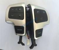 auto steering pad - Auto Parts Steering Wheel buttons Brand New OEM STEERING PAD SWITCH ASSY For Toyota LAND CRUISER For