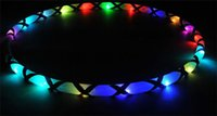 led hula hoop - 100pcs led hula hoop cm performance sport equipment weight lose