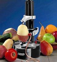 electric potato peeler - 2015 New Multifunction Stainless Steel Electric Fruit Apple Peeler Potato Peeling Machine Automatic ss1116