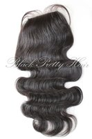 Cheap silk base lace closure Best top silk base closure