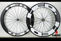 Wholesale 700C Clincher wheels mm Wider Carbon Wheels Front mm rear mm Clincher Straight Pull Road Cycling Wheelset with Powerway R36 Hubs