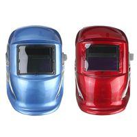 Wholesale Solar Auto Darkening Adjustable TIG MIG MMA Electric Welding Helmet Mask Welder Cap with Lens PIT_113