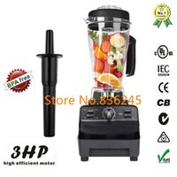bar ice crusher - 2200W BPA free L heavy duty commercial bar home professional power blender Vita mixer juicer food processor ice crusher HP A3