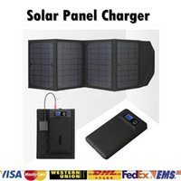 Wholesale 20W High Powered Foldable Laptop Solar Panel Charger solar panels solar charger W with laptop battery pack